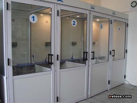 Casetas cielgab comunicacion y seguridad en tapachula for Casetas de aluminio segunda mano
