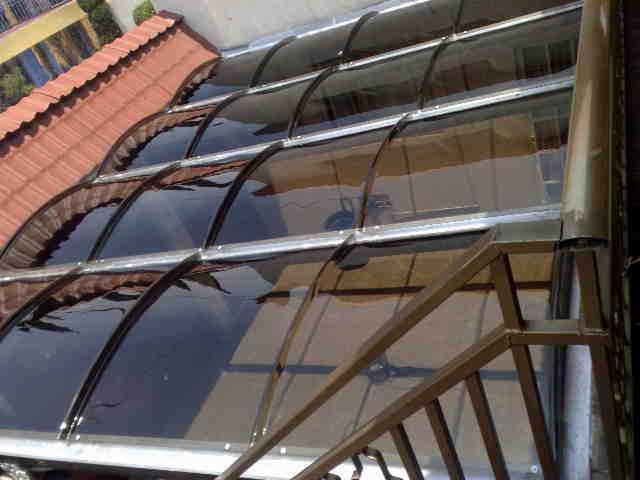 Laminas en distrito federal domos y techos trasnparentes - Laminas de techo ...