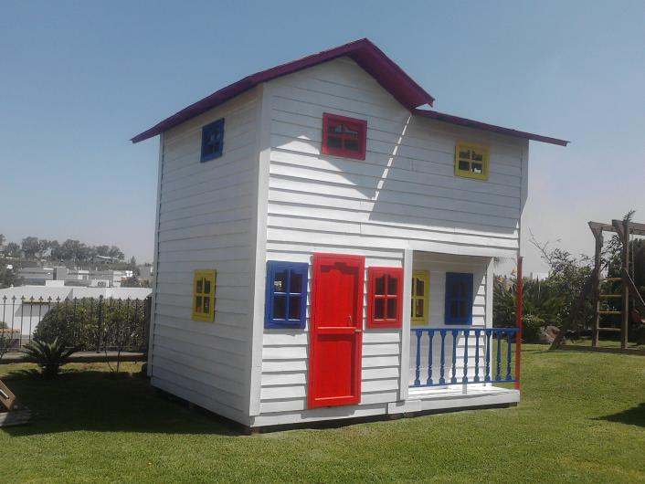 Construccion de caba as con madera y o material en morelia for Empresas constructoras de casas