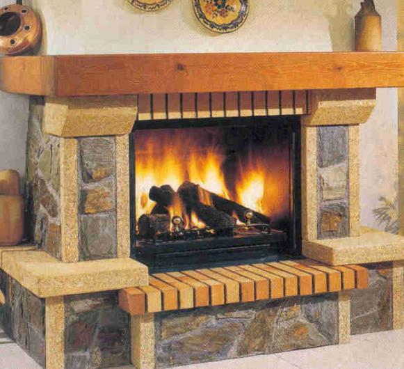 Acabados armenta tablaroca en atlacomulco tel fono y m s - Chimeneas de madera decorativas ...