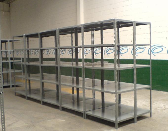 Hch industrial estanterias metalicas en lerma tel fono y for Montaje de estanterias metalicas