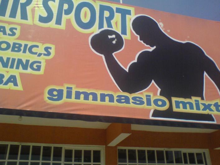 gimnasio sport: