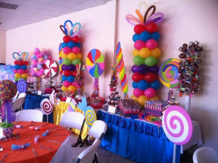 Salon la hacienda salones de fiestas infantiles en tijuana for Decoracion de pared para fiestas infantiles