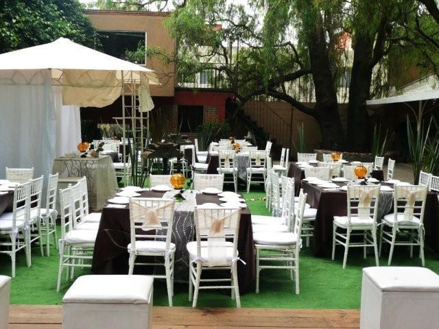 Jardin real de san mateo jardin de eventos en naucalpan for Jardines pequenos para eventos df