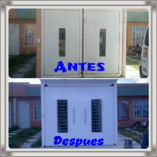 Ventanas de herreria related keywords ventanas de - Puertas de hierro ...