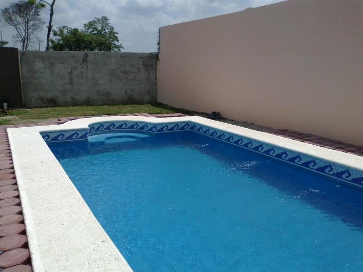 Pisinas del sureste construcci n de albercas en cunduacan for Piscinas de fibra de vidrio mexico
