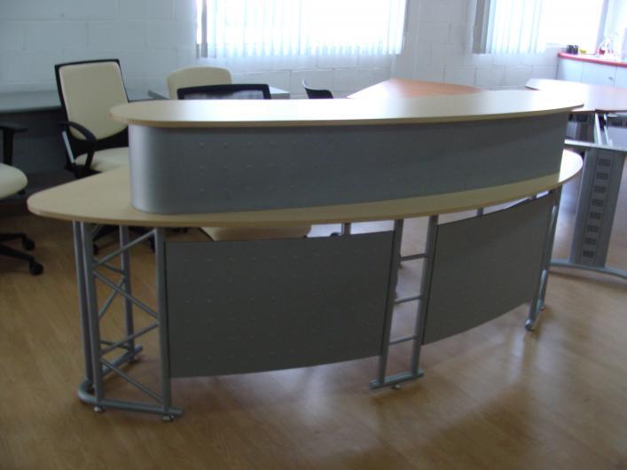 Daguez muebles para oficina y anaqueles para almacen for Empresas de muebles para oficina