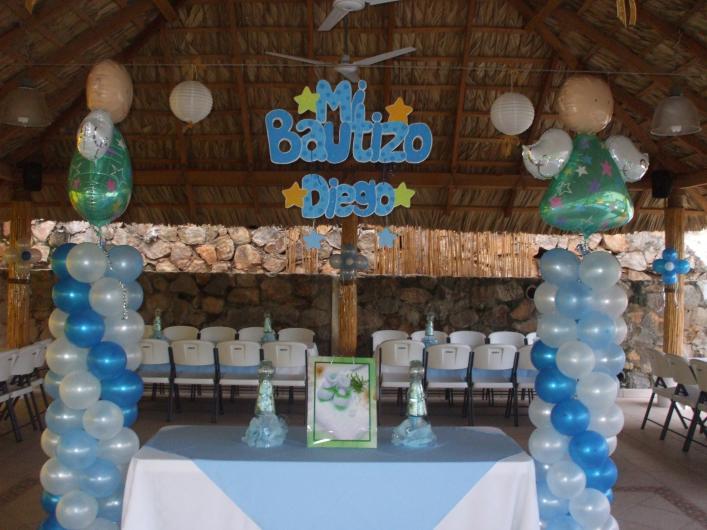 C digo qr de salon de fiestas infantiles pingos inflable for Salon de la medecine douce