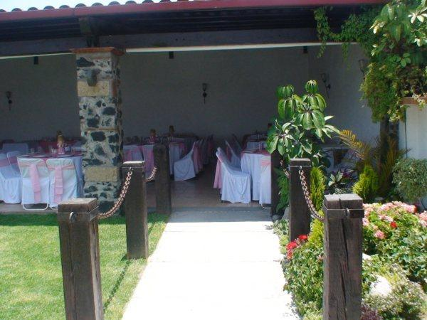 imgenes de terraza jardin las herraduras salon de eventos