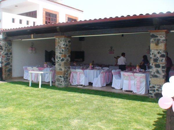 Terraza jardin las herraduras salon de eventos en san for Bodas en jardin en monterrey