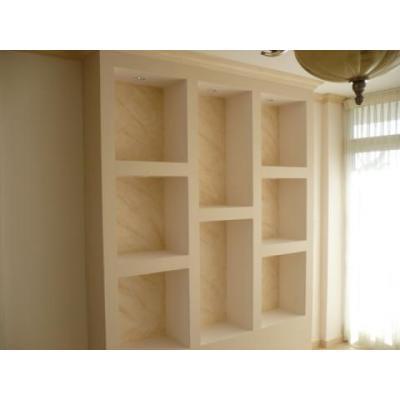 Murofacil muros y plafones tablaroca durock en reynosa for Plafones para pared