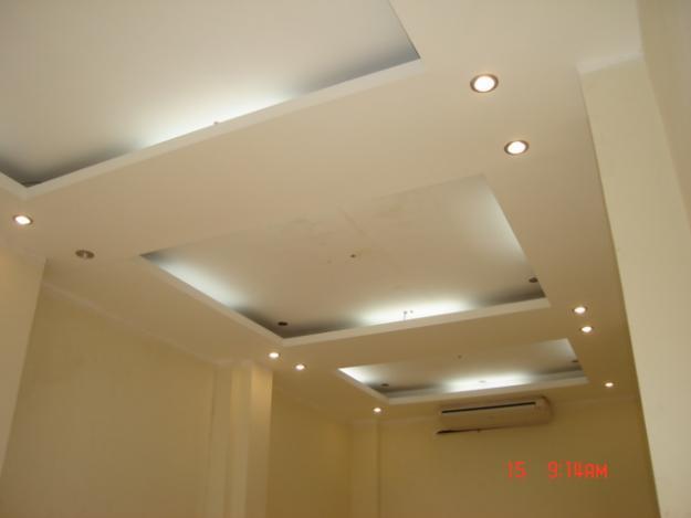 Murofacil muros y plafones tablaroca durock en reynosa for Plafones de pared para salon