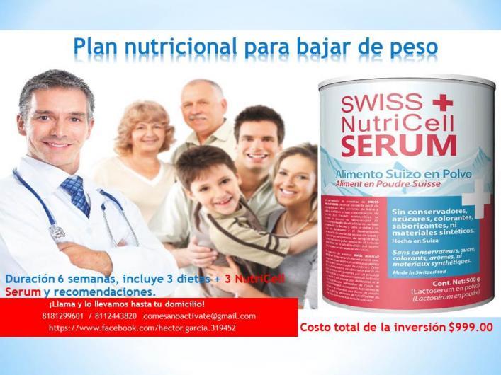 Clinica de nutrición y bariatria-diseño de programas de
