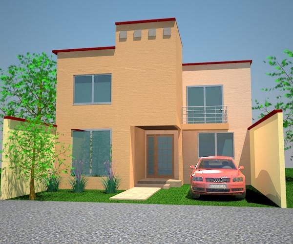 Dise o remodelacion y construccion dise o de casas en for Disenos de casas en mexico