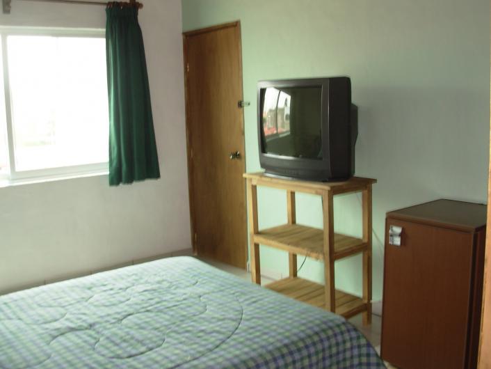 Renta de habitaciones para ejecutivos-habitacion amueblada en ...