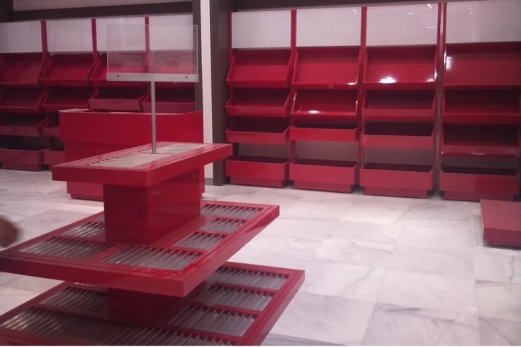 Fabrica de muebles de oficina hogar y para el comercio for Muebles zamorano jose mari