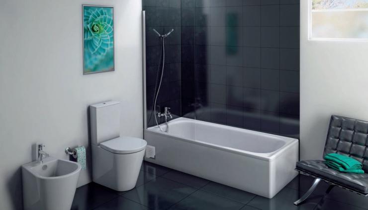 Imagen Baño Fuera De Servicio:imágenes de plomeria instalaciones de agua y muebles para baño