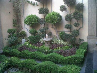 Jardineria residencial mantenimiento de jardines plantas for Jardines residenciales