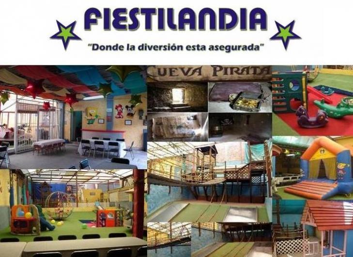 Salon de fiestas infantiles fiestilanda en benito juarez for Salones economicos