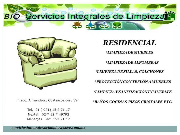 Servicios integrales de limpieza limpieza de muebles for Limpieza de muebles