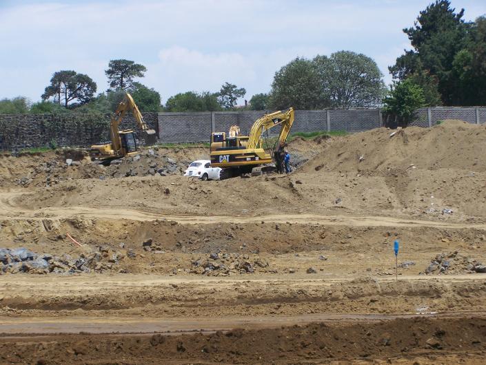 compra venta maquinaria excavacion: