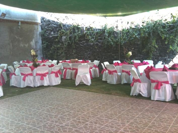 Salon jardin de fiestas happy days en tlalpan tel fono y for Imagenes de jardines para fiestas