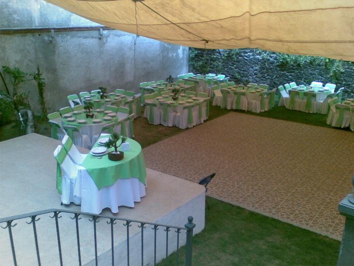 Fiestas de quinceaneras en jardines rachael edwards for Expo casa y jardin 2015 wtc