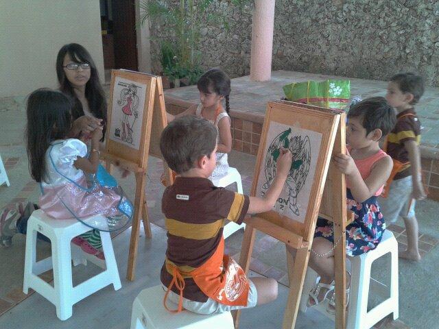 Happy kids cancun diversion para fiestas infantiles en - Caballetes para tableros ...