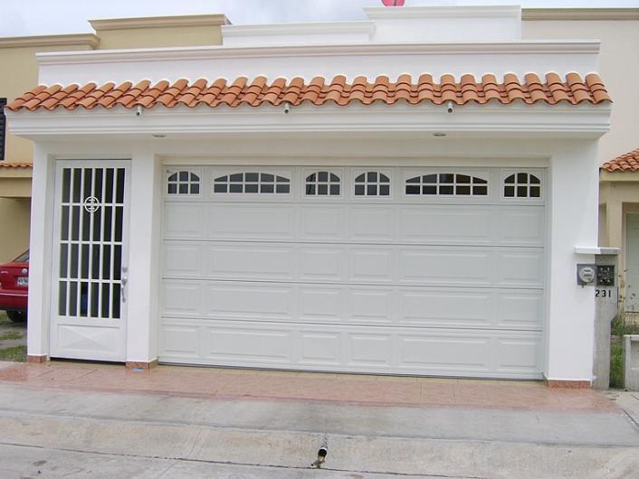 Puertas automaticas para cocheras top puertas tipo - Puertas de cochera ...