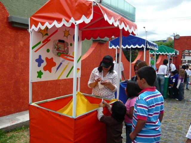 Superfantastico Mesa De Manualidades Para Fiestas Infantiles En