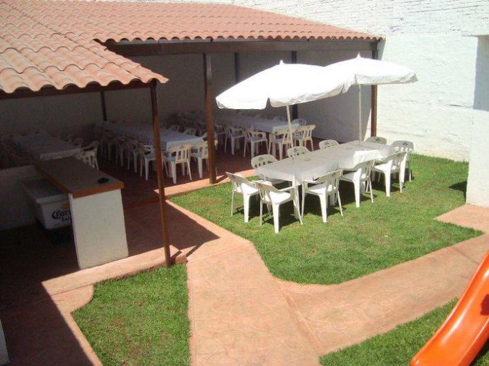 Jardin de eventos el 1 2 3 en morelia tel fono y for Actividades en el jardin