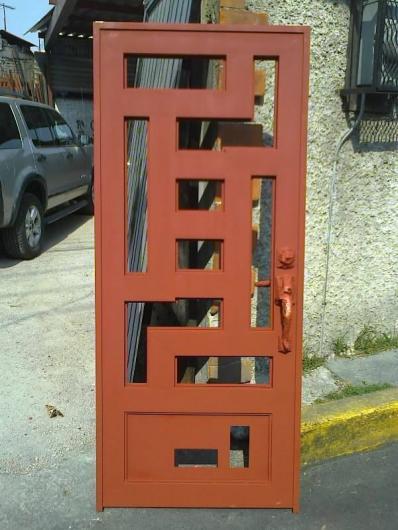 Herreria rivera canceleria metalica en cuajimalpa de for Puertas kiuso telefono