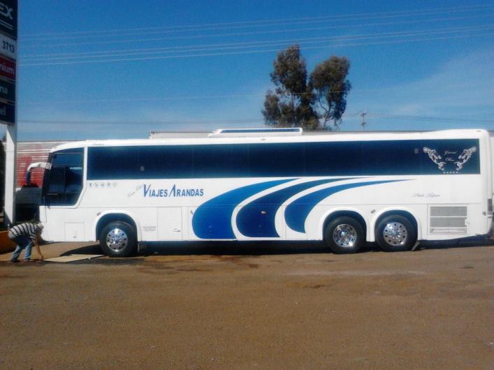 informacion de autobuses: