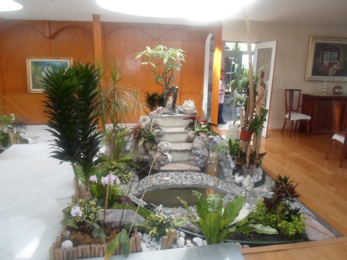 Arte y dise o de jardineria jose mercell construccion o for Remodelacion de jardines