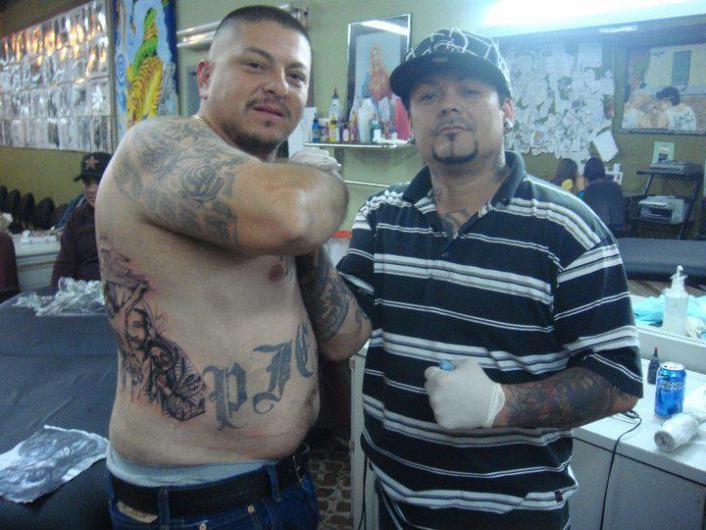 Aztlan Tattoo En San Luis Rio Colorado Tel 233 Fono Y M 225 S Info