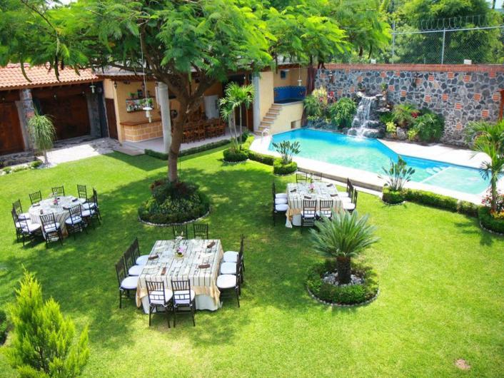 jardin tabachin en xochitepec tel fono y m s info. Black Bedroom Furniture Sets. Home Design Ideas
