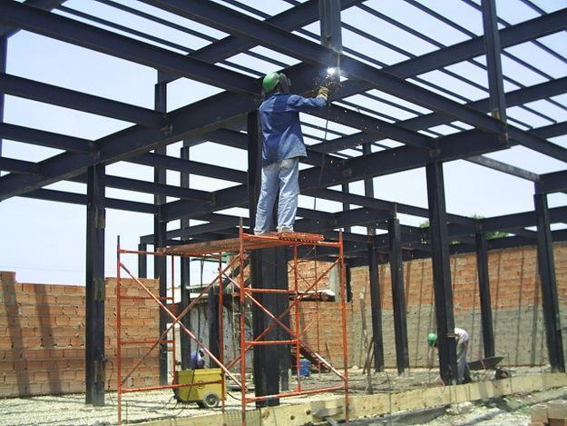 Proyectos y servicios industriales de bajio en irapuato - Casas estructura metalica ...