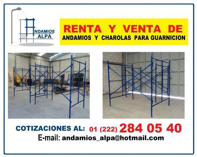 Andamios alpa en puebla tel fono y m s info for Alquiler de andamios en valencia