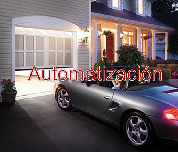 Puertas autom ticas herrer a y aluminio grupo famig en - Brazos puertas automaticas ...