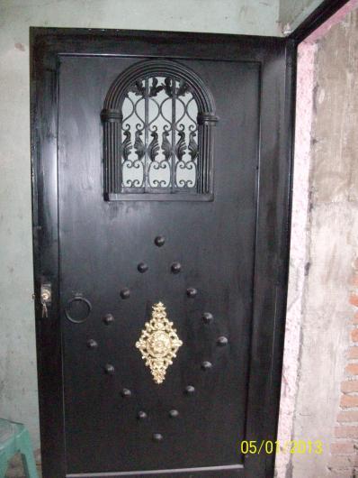 Urak a herreria y esculturas de vanguardia en morelia for Imagenes puertas de herreria para exterior
