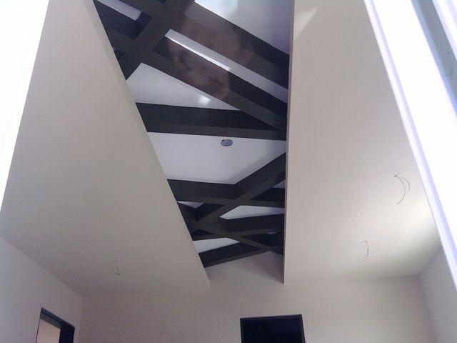 Instalasiones de tablaroca en guadalajara tel fono y m s for Plafones de pared exterior