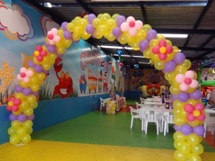 Ver fiestas infantiles simple animacin de fiestas for Ver decoraciones