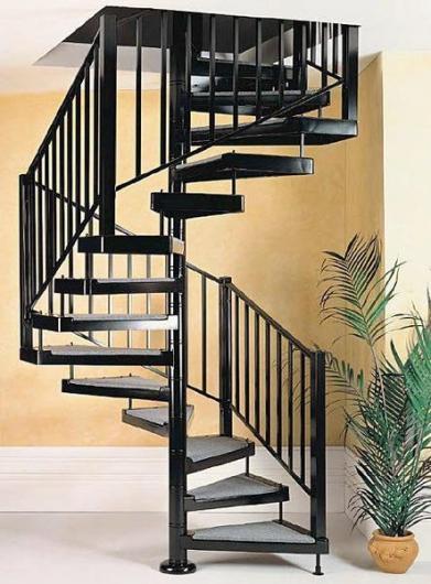 Herreria herrer a balconear a aluminio y puertas for Fotos de escaleras de herreria
