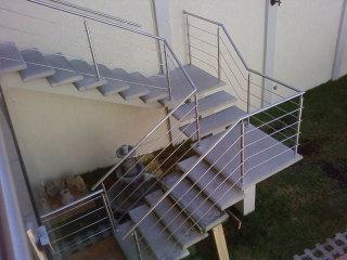 imgenes de escaleras y barandales en acero inoxidable