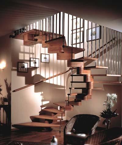 Escaleras para interiores en cuauhtemoc tel fono y m s info - Disenos de escaleras de madera para interiores ...