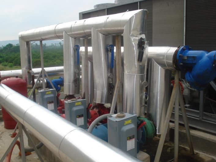 Sicat servicio industrial en conservaci n de aislantes t rmicos en tecamac tel fono y m s info - Materiales aislantes de frio ...