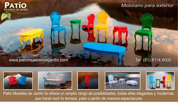Asombroso Muebles De Jardín Rango Ilustración - Muebles Para Ideas ...