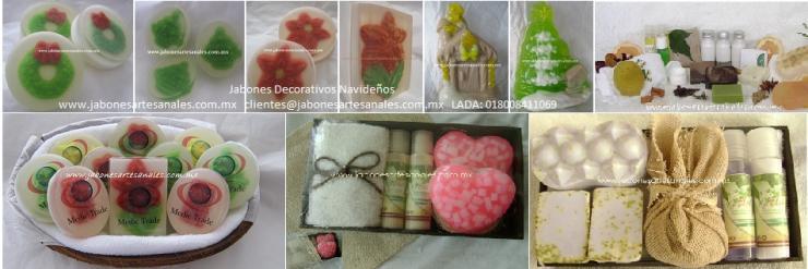 Jabones artesanales insumos y productos organicos alei en for Productos decorativos