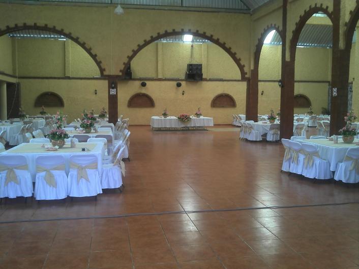 Organizacion de eventos fiestas y eventos organizacion for Salon jardin villa esmeralda tultitlan