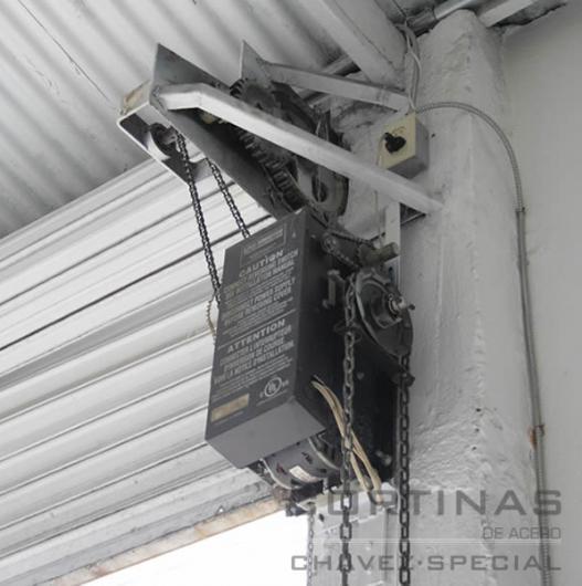 Cortinas de acero ch vez special en puebla tel fono y m s - Cortinas de cadenas ...
